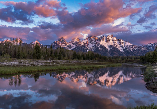 15 -Sunrise-Southern-Teton-Range