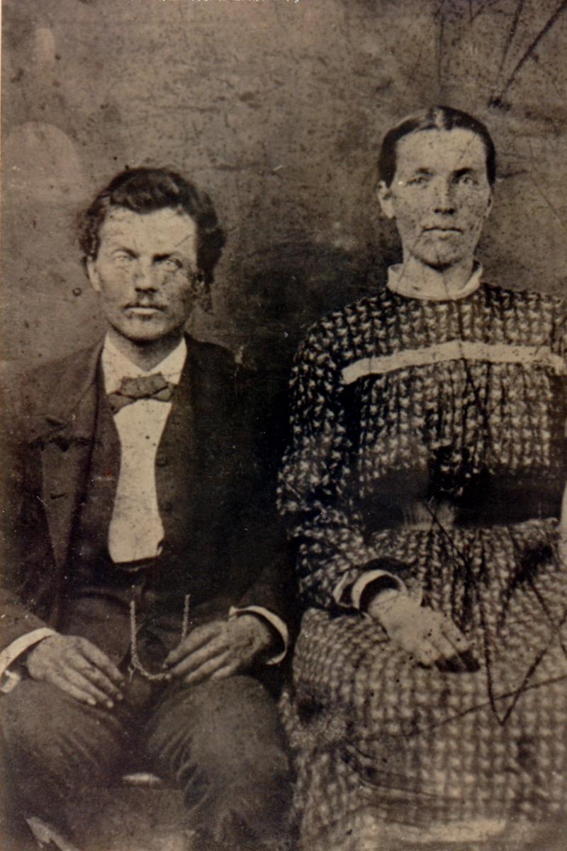 7-Michael Lawson and Susannah Burchfield