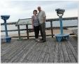 Gail & E. Ray at Fort Storey, VA
