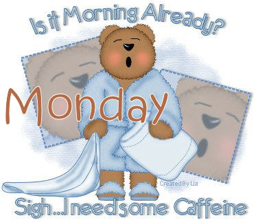 morningteddy%7Emonday