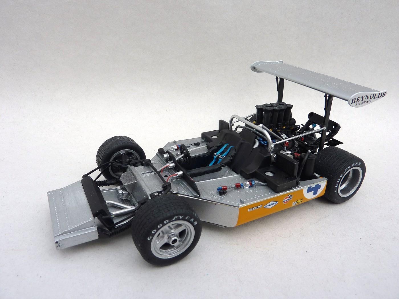 Mc Laren M8 B Can Am 71  McLarenM8baccurateminiature004-vi
