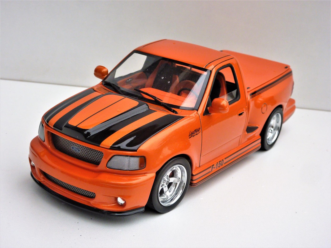 Ford f 150 svt  (1999) terminé Photo5-vi