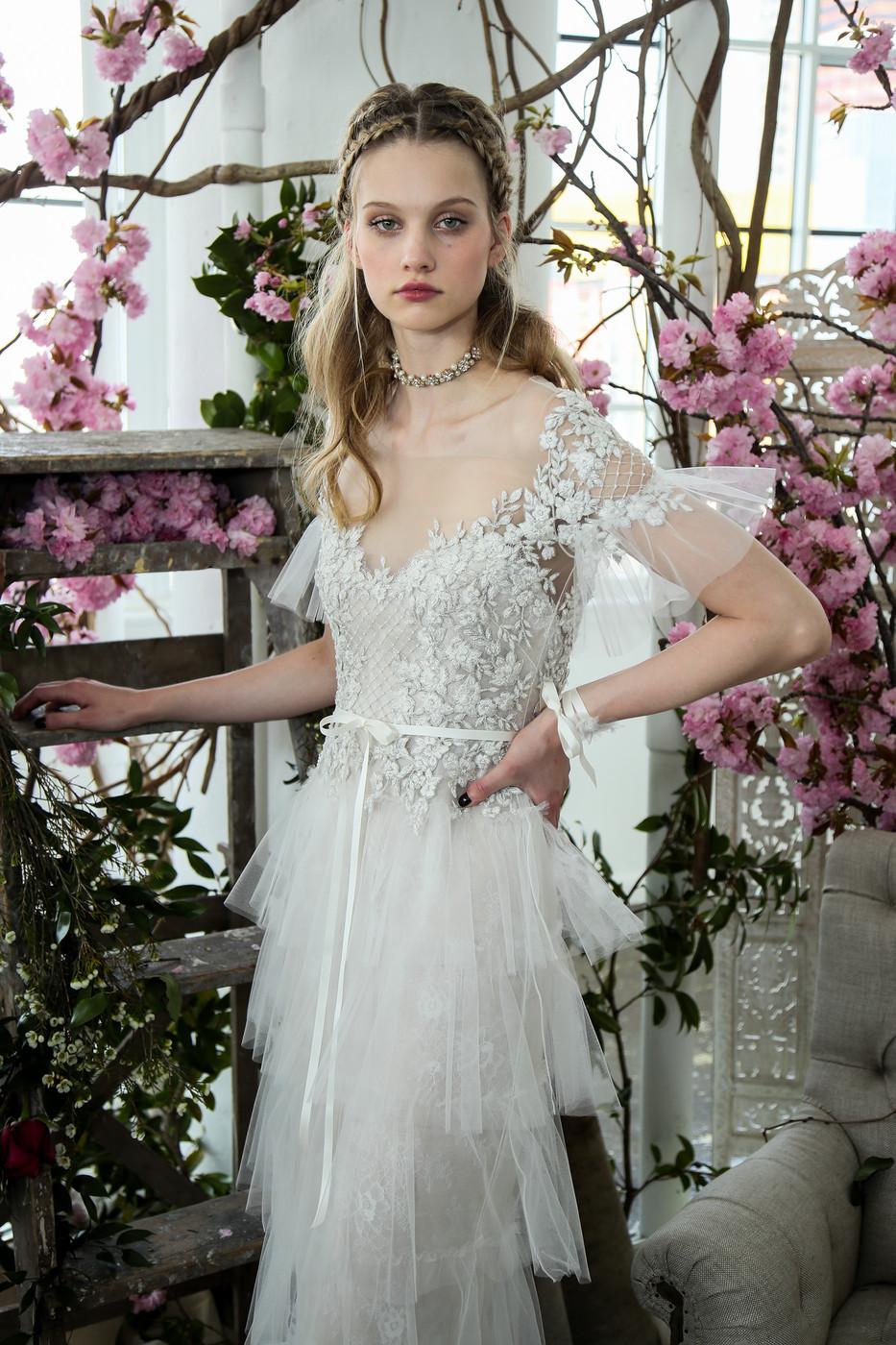 Marchesa Notte Bridal SS18 240