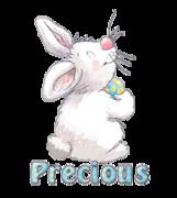 Precious - HippityHoppityBunny