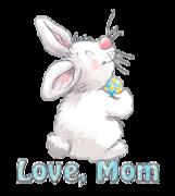 Love, Mom - HippityHoppityBunny