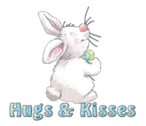Hugs & Kisses - HippityHoppityBunny