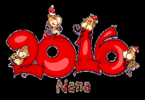 Nana - 2016WithMonkeys