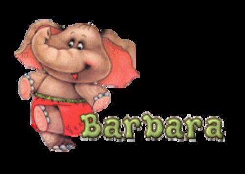 Barbara - CuteElephant