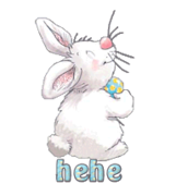 hehe - HippityHoppityBunny