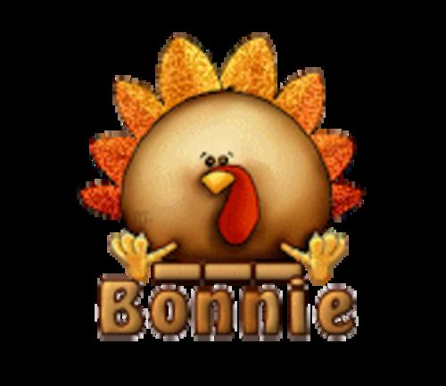 Bonnie - ThanksgivingCuteTurkey
