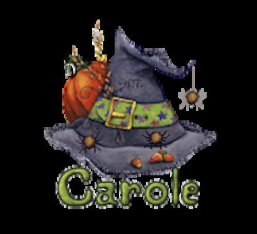 Carole - CuteWitchesHat