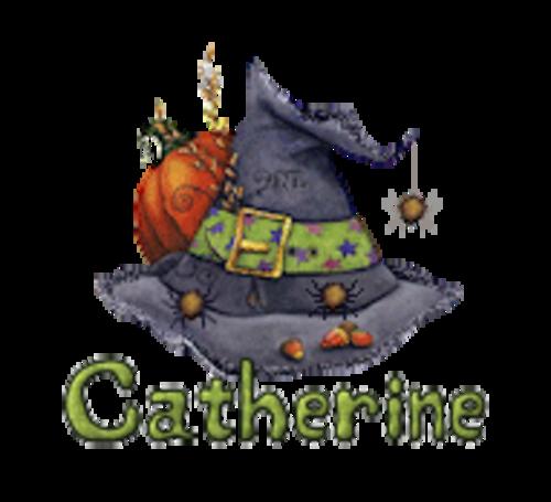 Catherine - CuteWitchesHat