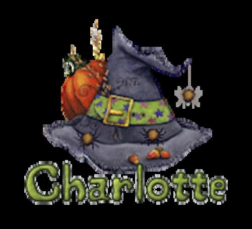 Charlotte - CuteWitchesHat