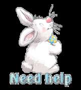 Need help - HippityHoppityBunny