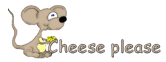 Cheese please - MouseAndCheese