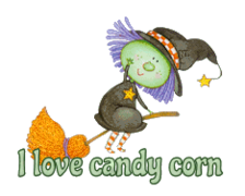 I love candy corn - SRWitch