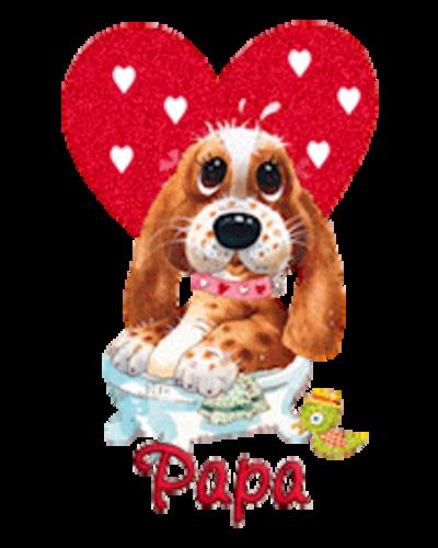 Papa - ValentinePup2016