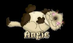 Angie - KittySitUps