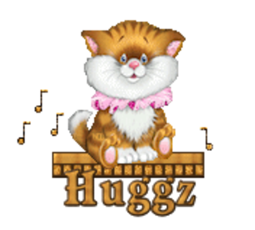 Huggz - CuteKittenSitting