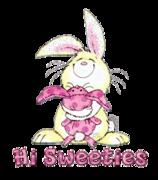 Hi Sweeties - Squeeeeez