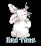 Bed Time - HippityHoppityBunny