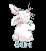 Babe - HippityHoppityBunny
