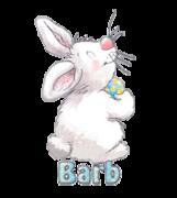Barb - HippityHoppityBunny