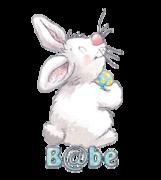 B@be (MC) 2 - HippityHoppityBunny