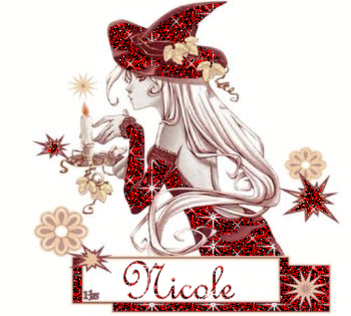 Nicole - WitchCandle-Sandra-Oct 14, 2018