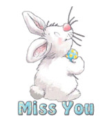 Miss You - HippityHoppityBunny