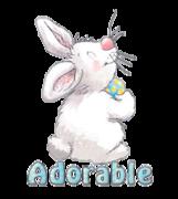 Adorable - HippityHoppityBunny