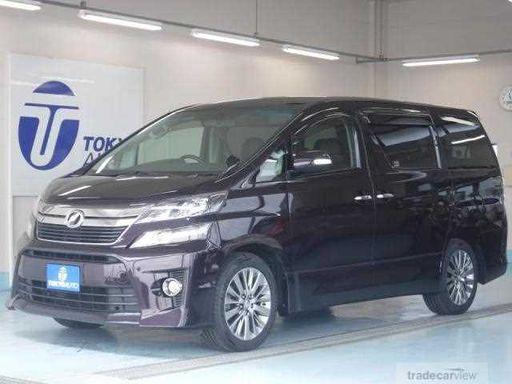 2013 Toyota Velfire
