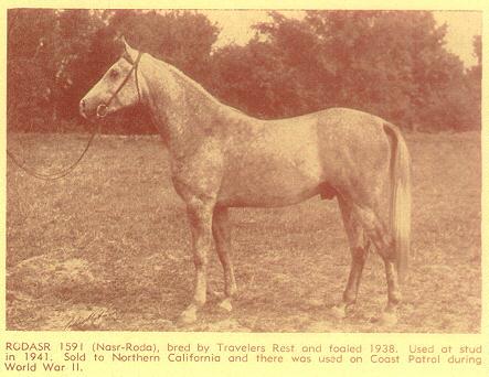Rodasr, a son of *Roda