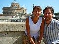 Us at Castle Sant' Angelo