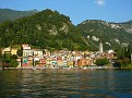 Small Village on Lake Como