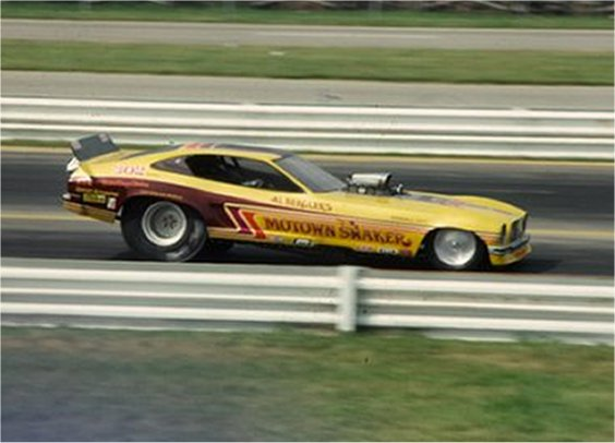 Related Pictures mustang ii funny cars