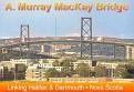 NOVA SCOTIA - Murray MacKay Bridge