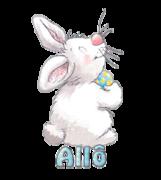 Allo - HippityHoppityBunny