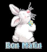 Bon Matin - HippityHoppityBunny