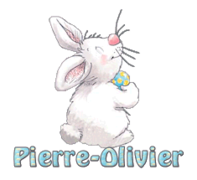 Pierre-Olivier - HippityHoppityBunny