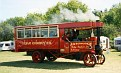 "1923. Works number 11340. Registration M 6359. Bus. ""Puffing Billy""."