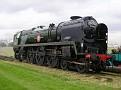"Southern Railway ""Merchant Navy"" Class 4-6-2  No 35005 Canadian Pacific. Built 1941, rebuilt 1959."