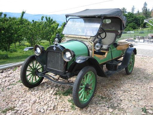 1918 Chevrolet 490 c