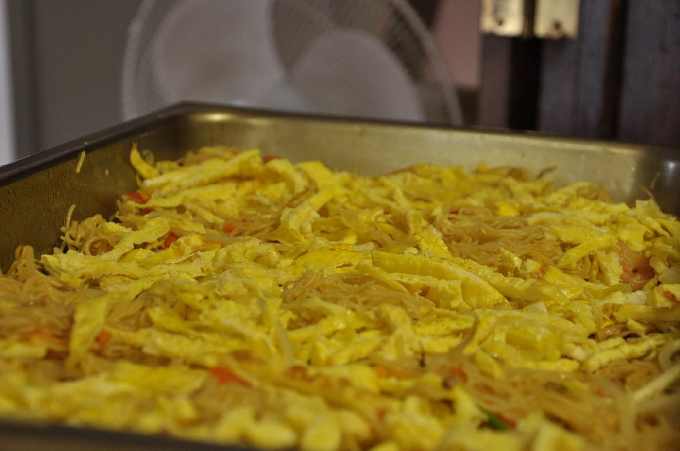 singapore fryed noodles