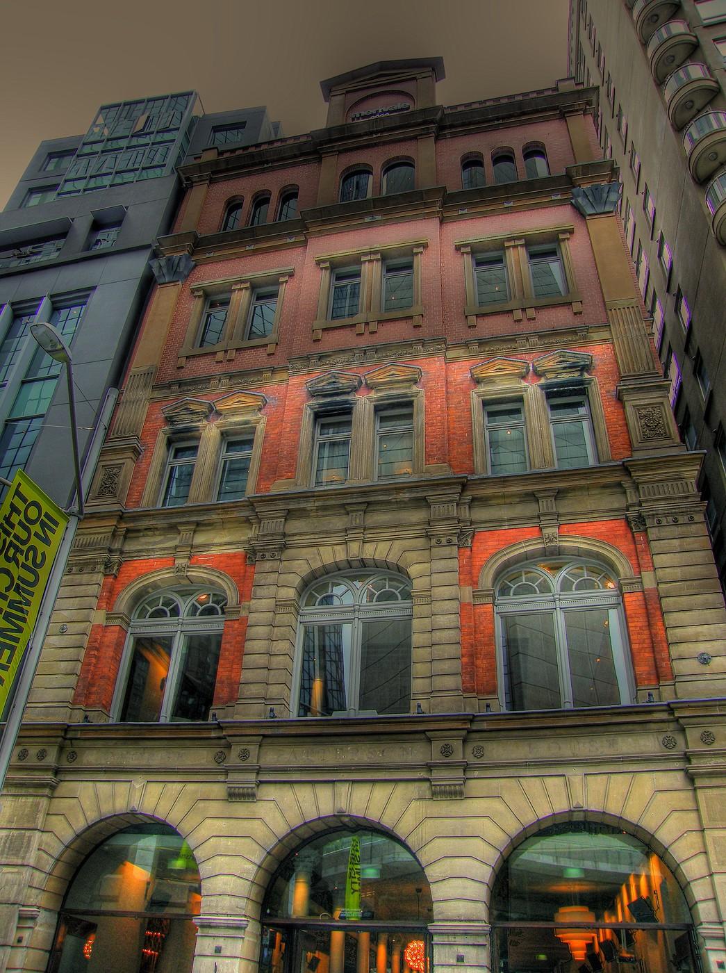 Downtown Sydney 004