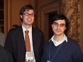 David-Michel Davies and John Joseph Bachir