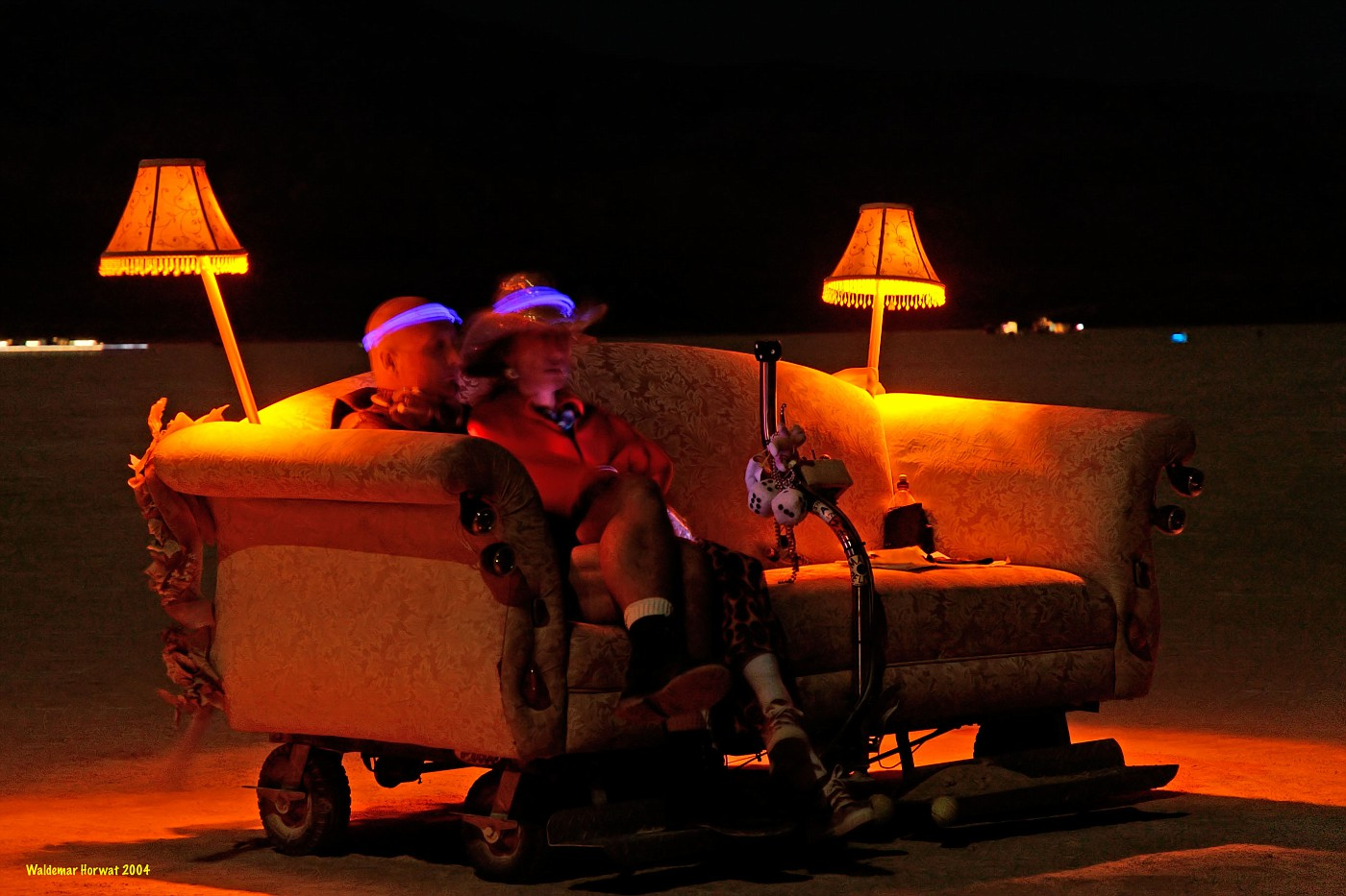 Mobile Lampcouch