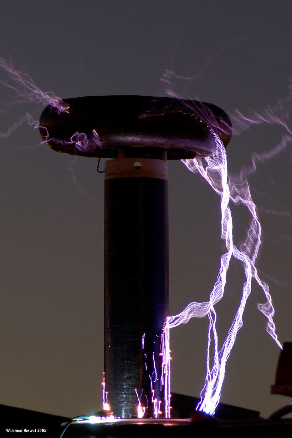 Tesla Sparks