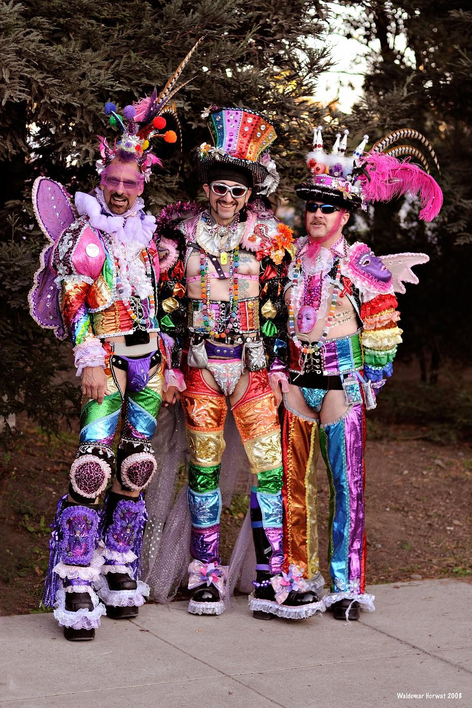 Men of Carnival