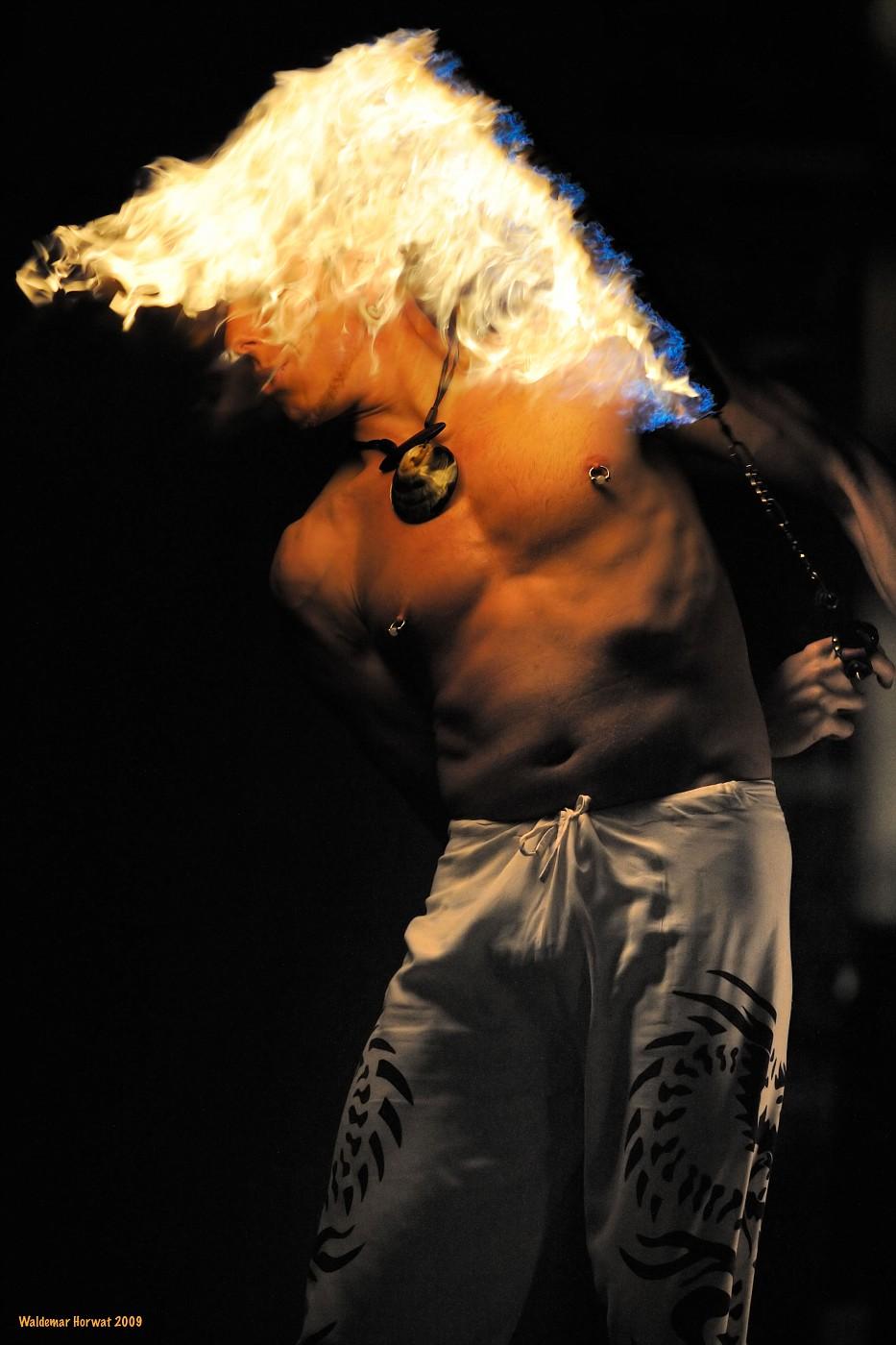 Vatra in Fire